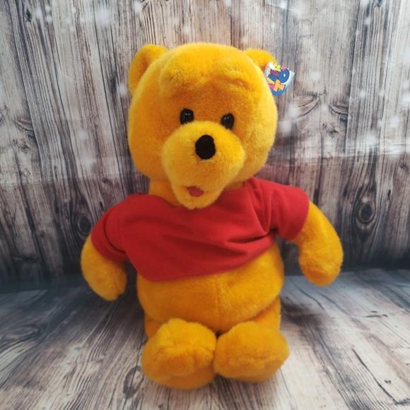 Vintage Other - Vintage 1998 Deadstock Winnie The Pooh Stuffy